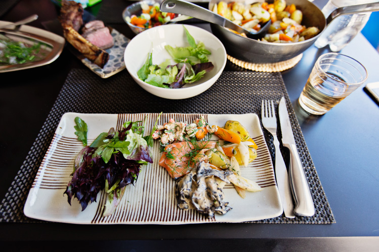 homemade-summer-food