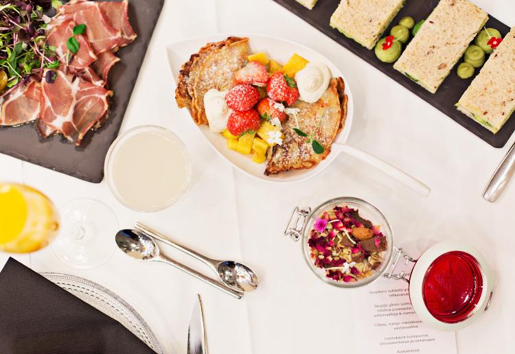Different breakfast alexa dagmar alexa dagmar for Alexa cuisine catering