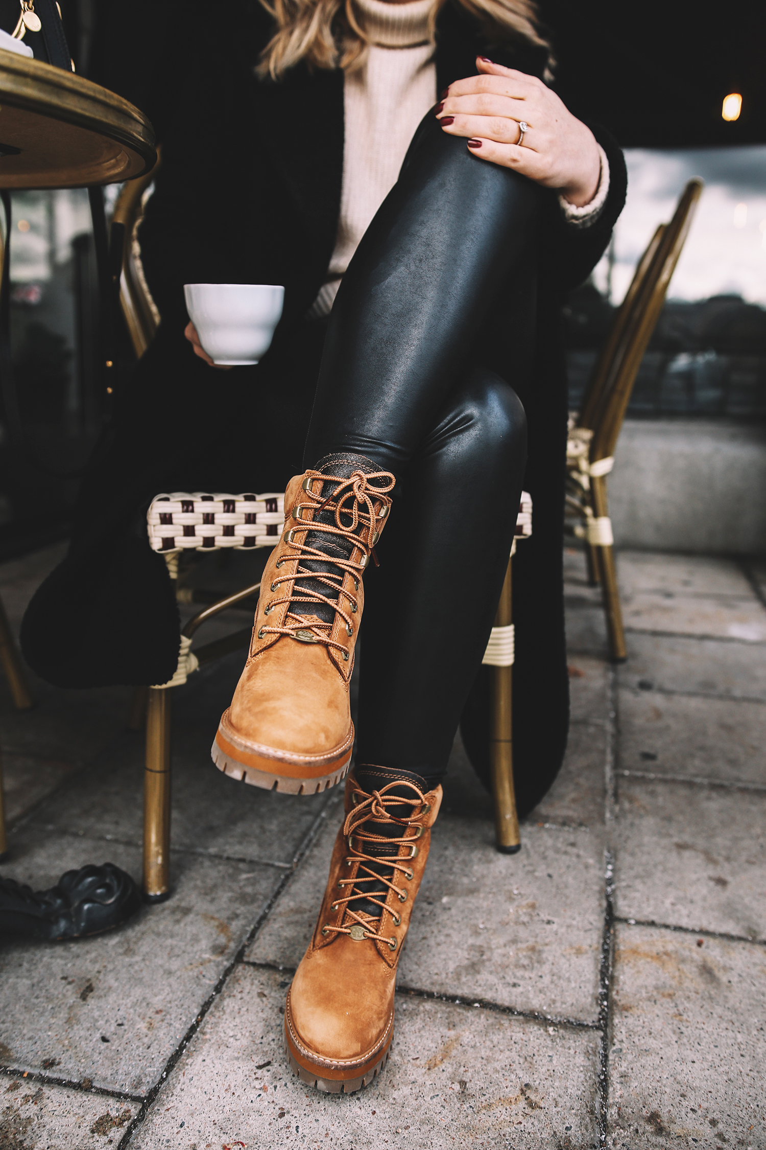 I also need to give credit to Timberland for their awesome quality 6f4f989778