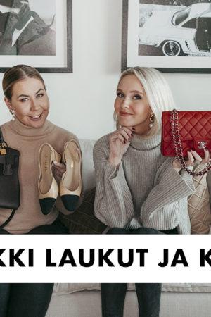SUOSIKKILAUKUT JA KENGÄT + MITEN SAIN HERMÈSIN LAUKUN VIDEO