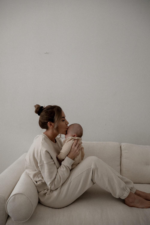 4 kuukautta vauvan kanssa
