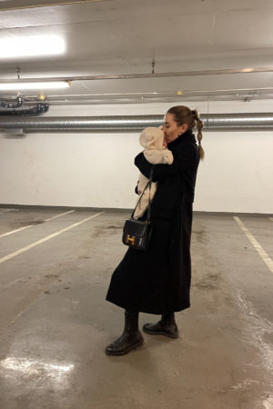 5 kuukautta vauvan kanssa