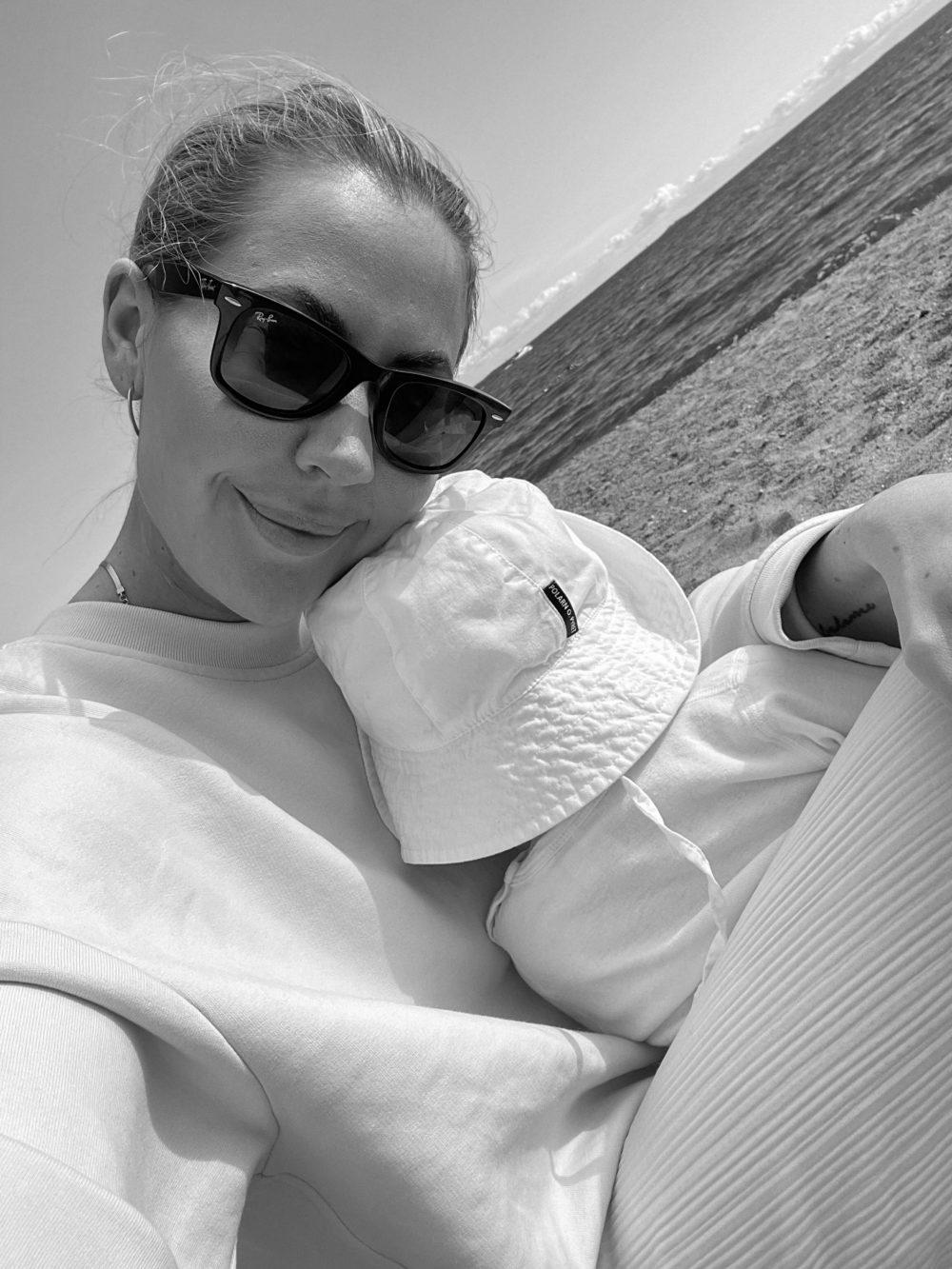 10 kuukautta vauvan kanssa